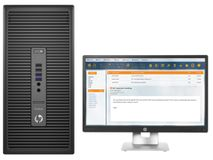 HP 600G2PD MT CI5-6500 3.2GHZ     SYST +ED E240 MNTR          ND