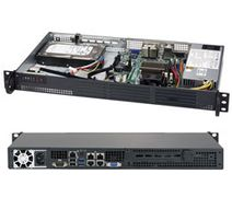 SUPERMICRO SuperSvr 5018A-LTN4 Black