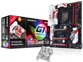 Z170X Gaming 7-EK, Intel Z170 Mainboard - Sockel 1151