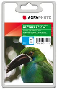 AGFAPHOTO Ink Cyan LC223C (APB223CD)