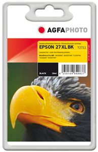 AGFAPHOTO Ink Black 27 XL, T2711 (APET271BD)