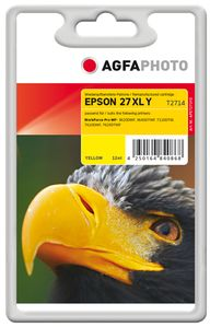 AGFAPHOTO Ink Yellow 27 XL, T2714 (APET271YD)