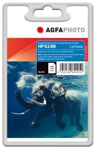 AGFAPHOTO Ink Black HP No. 62 (APHP62B)