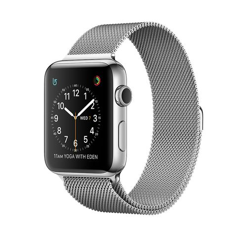 APPLE Watch Series 2 42mm Stainless Ste (MNPU2DH/A)