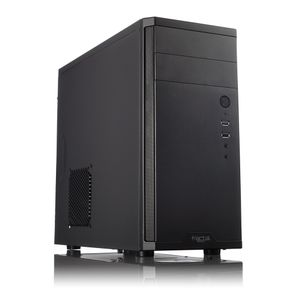 FRACTAL DESIGN Core 1100 minitower Black no PSU (FD-CA-CORE-1100-BL)