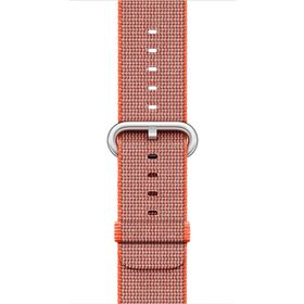 38mm Orange Anthracite Woven Nylon