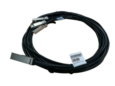 X240 QSFP28 4XSFP28 3MDAC CABLE .                                IN ACCS