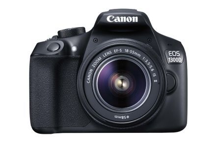 CANON CAMERA EOS 1300D 18-55 IS (1160C028)
