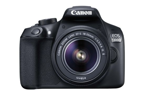CAMERA EOS 1300D 18-55 IS