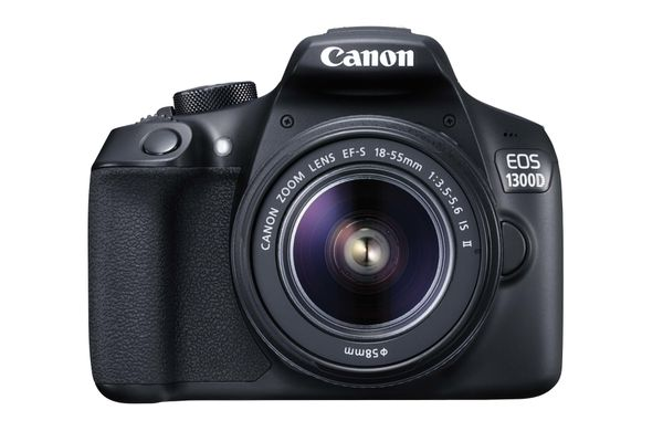 EOS 1300D Kit + 18-55 IS