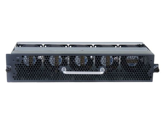 5830AF-48G Back (power side) to Front (port side) Airflow Fan Tray