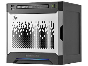 Hewlett Packard Enterprise ProLiant MicroServer Gen8 i3-3240