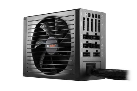 be quiet! DARK POWER PRO 11 650W PSU 80PLUS PLATIN CABLEMANAGEMENT CPNT (BN251)