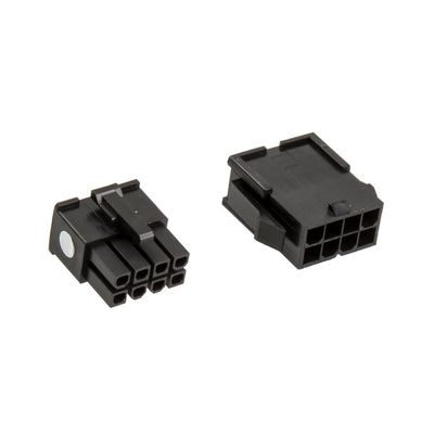 Connector Pack - 8-Pin EPS12V - schwarz