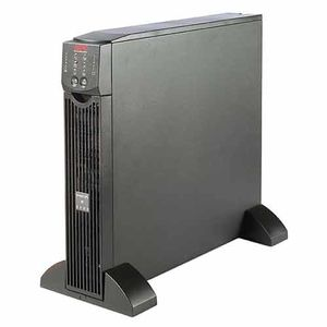 APC Smart-UPS RT On-Line 1000VA Ext. Runtime, RS232, SmartSlot, Rack/ Tower (SURT1000XLI)