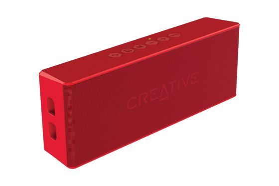MUVO 2 BLUETOOTH SPEAKER RED