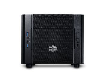 Cooler Master CM ELITE 130 MINI ITX MESH BLACK USB 3.0 (RC-130-KKN1)