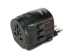 ANSMANN ALL-IN-ONE 3 World Travel Adapter - Power