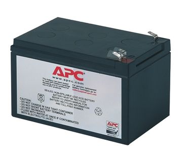 APC REPLACABLE BATTERY CARTRIDGE FOR BACKUPS PRO IN (RBC4)