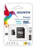 A-DATA ADATA 32GB MicroSDHC UHS-I Class10 +SD adapter