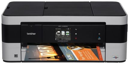 BROTHER MFC-J4420DW MULTI-FUNCTION 4 IN 1 INK 20PPM S/W