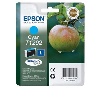 EPSON Ink Cart/T129 Cyan with Tag (C13T12924021)