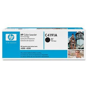 HP Color LaserJet C4191A Black Toner Cartridge (C4191A)