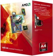 AMD A-Series APU A4 X2 5300 Dual Core 3400MHz 65W FM2 BOX