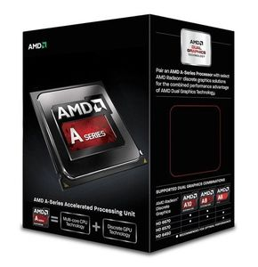 AMD A6-6400K 3.9GHz HD8470D 65W Box - FM2 (AD640KOKHLBOX)