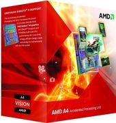 AMD CPU AMD FM2 A4-6300 Box