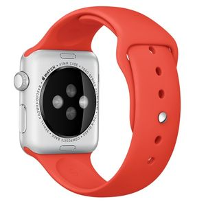 APPLE Watch 42 mm Sport Band orange (MLDK2ZM/A)