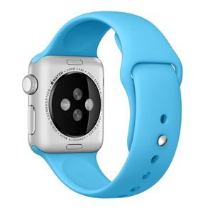 APPLE Watch 38 mm Sport Band blau (MLDA2ZM/A)