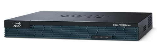 CISCO C1921 MODULAR ROUTER 2 GE 2 EHWIC SLOTS 512DRAM IP BASE (CISCO1921/K9)