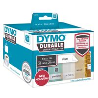 LW Durable square multi-purpose 25mm x 25mm, 850 labels
