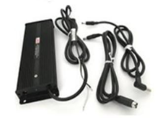 20-60VDC INPUT ISOLATED FORKLIFT - DC/DC ADAPTER
