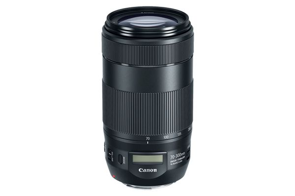 EF 70-300MM 1:4-5 6 IS II USM LENS