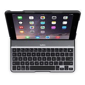 QODE ULTIMATE LITE KEYBOARD FOR IPAD PRO 9.7IN BLACK         IN PERP