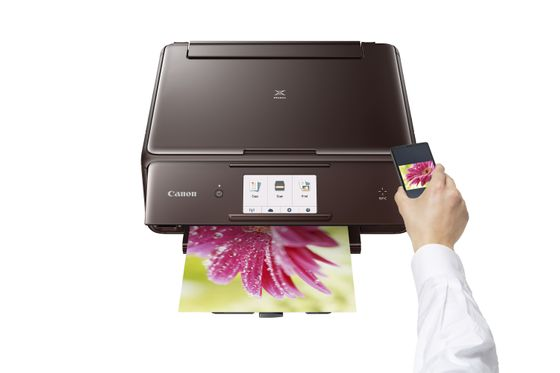 PIXMA TS8053 BROWN MFP 3IN1 .                                IN MFP