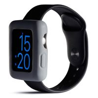 Boomtime Silicon Cover for Apple Watch 42mm grey