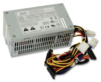 SHUTTLE PC55 450W POWER SUPPLY FOR SHUTTLE PRIMA SERIES(P AND P2 CHASSIS)UPGRADE (PC55)