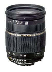 TAMRON AF SP 28-75mm F2.8 Di XR LD for Canon (A09E)