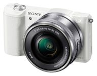 SONY Alpha 5100 Kit white + SEL-P 16-50 (ILCE5100LW.CEC)