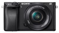 SONY Alpha 6300 Kit black (ILCE6300LB.CEC)