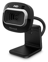 MS LifeCam HD-3000 for Business 720p 16:9 black USB OEM