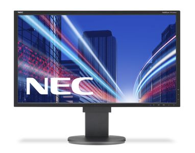 NEC MultiSync EA224WMi 22inch Wide 1920x1080 analog+digital heigth adjustable speaker 1000:1 250cd black (60003336)