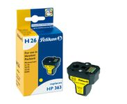 PELIKAN Yellow Ink Cartridge Gr Nr 1700C  (354853)