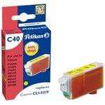 PELIKAN Yellow Ink Cartridge Replace CLI-521Y  (4103277)