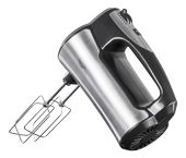 Nordic Home Culture Stockholm hand mixer, 300W, stainless steel, silve