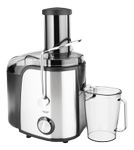 Nordic Home Culture Stockholm,  Juice extractor,  800W, silver/ black