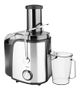 Nordic Home Culture Råsaftscentrifug Juicepress,  800w, silver/ svart